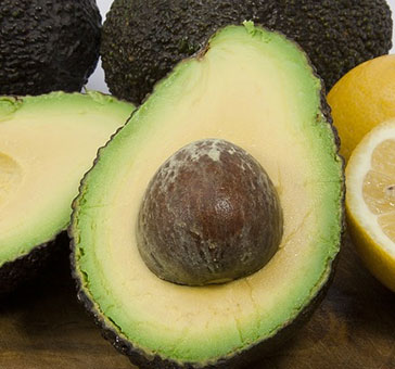 Avocado-Champignon-Salat
