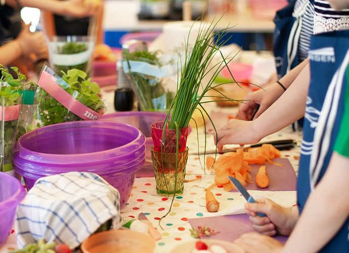 Welche Nährstoffe brauchen Kinder?