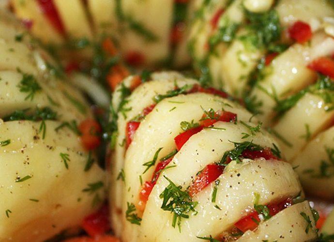 Leckere Ofenkartoffeln