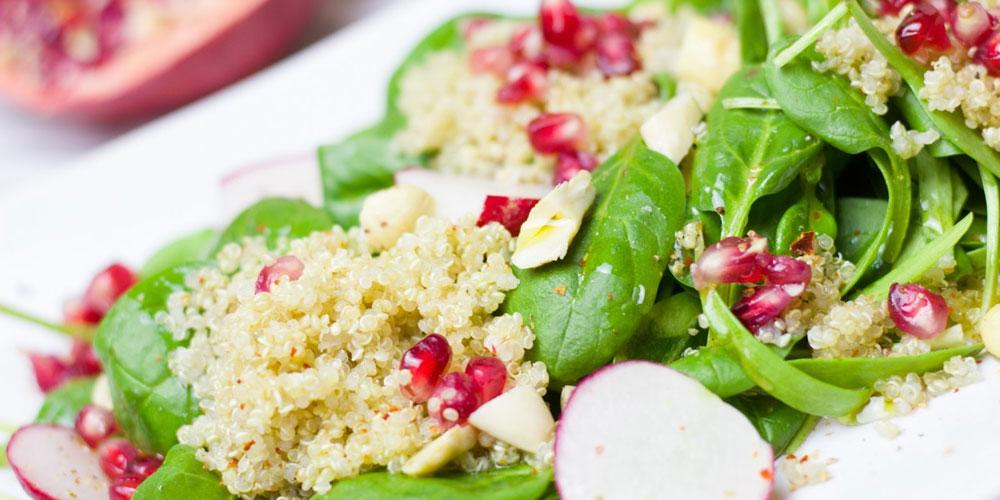 5 erfrischende Salate