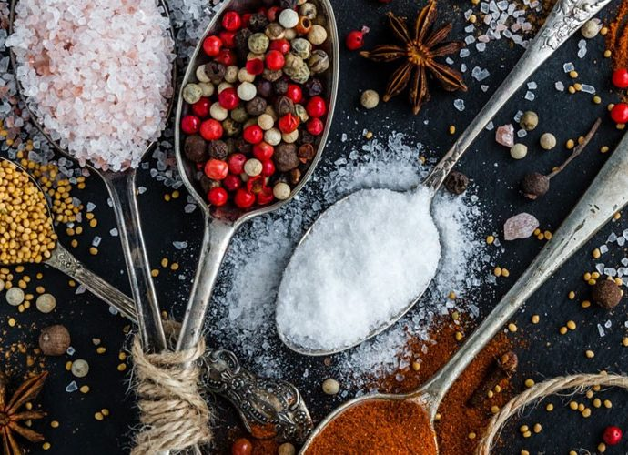 Die wichtigsten Gewürze in der Küche